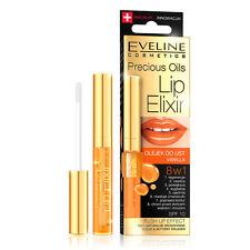 142,71EUR/100ml EVELINE LIPPEN ÖL & ELIXIR - Lipgloss PUSH UP-SERUM Vanille 7ml