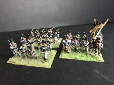24 - 25mm Napoleonic War Games metal Well painted Figurines