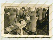 Foto, Wehrmacht, Bevölkerung auf dem Basar in Nikolajew, Ukraine, a 20322