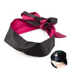 Wear Sex Games Couple Ribbon Blindfold Erotic Toys Black Bondage Eye Mask
