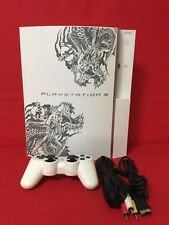 USED Playstation 3 Yakuza 3 Console White Rising Dragon Rare EMS F/S Japan
