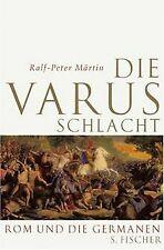 Die Varusschlacht: Rom und die Germanen von Ralf-Peter M...   Buch   Zustand gut