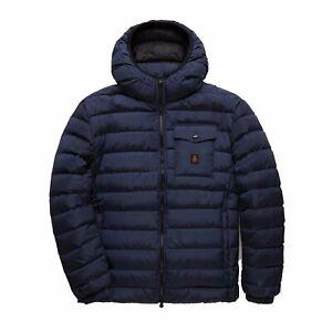 Refrigiwear Giubbino Uomo HUNTER JACKET Blu