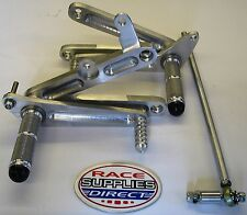 Yamaha YZF R6  5EB 98-02  Race Rearsets Carb Models Track Day