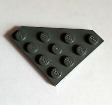 LEGO 4 Paar Flügel neues dunkelgrau 4 pair newdark grey wing 12x3 47397 47398