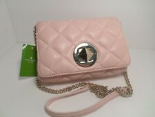 Kate Spade Meadow Gold Coast Ballet Slip Pink Handbag Clutch