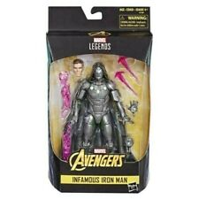Marvel Legends Infamous Iron Man 6 Inch Action Figure New