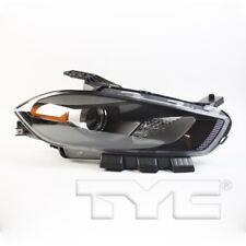 For Dodge Dart 2013-15 Passenger Right Halogen Headlight Assembly 20-9337-00-1
