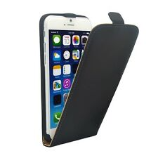 Fliptasche Deluxe Noir pour Apple iPhone 6 4.7 sac Housse Accessoires capuchon NEUF