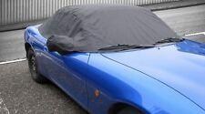 Car cover/cubierta para mazda mx5 NB + CN, con espejo de bolsillo