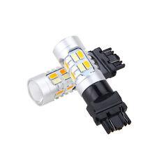 2x Umschalt-Blinklicht 3157 20-SMD-5730 LED-Lampen Dual-Color High Power Birne