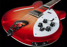 Chinese Rickenbacker 360 Fireglo Remake 12 String Electric Guitar