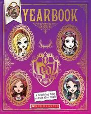 Ever After High: Yearbook by Scholastic