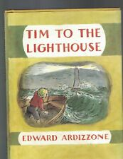 Tim to the Lighthouse HC DJ Edward Ardizzone Early Print