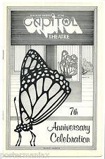 Cheap Trick Ufo Atlanta Rhythm Section Original 1978 One-show Concert Program