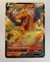 Pokemon Charizard V Ultra Rare Darkness Ablaze NM 019/189 Card Near Mint