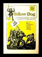YELLOW DOG, VOL I, ISSUE #3, 1973, CRUMB, WILSON, WHITE, UNDERGROUND NEWSPAPER/