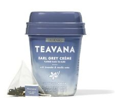 (Lot of 2) TEAVANA Starbucks Earl Grey Creme Black Tea Blend 30 Bags Total