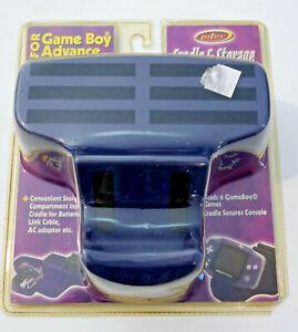 Intec Cradle Storage Organizer for Game Boy Advance New - Sealed