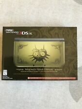 New Nintendo 3DS XL Handheld System - Majora's Mask Edition (New/Sealed & Mint)