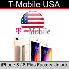 T Mobile USA iPhone 8/8 Plus Factory Unlock Service