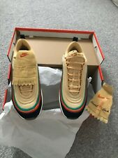 NIKE AIR MAX 97 G NRG Sean Wotherspoon Golf Celestial Gold UK 9 US 10 SOLD OUT