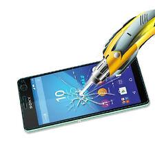 for Sony Xperia C4 E5333 Screen Protector Anti-scratch Arc Edge Screen Protector