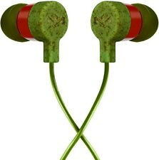 House of Marley Mystic Green In-Ear Headphones Earphones