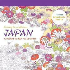 Japan: 70 designs to help you de-stress (Colouring for Mindfulness), Hamlyn | Pa