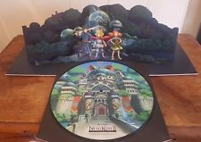 """Ni No Kuni 2 Limited Edition Exclusive 12"""" Music Vinyl Record With Pop Up Sleeve"""