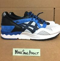 Asics Gel Lyte V 5 Classic Blue/Black/White H6S4L-4290 kith tiger japan Premium