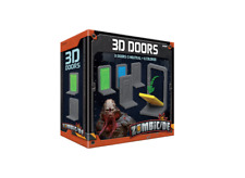 Zombicide - Invader 3D Doors Board Games CMON Miniatures NEW (ENGLISH)