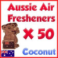 Coconut Air freshener Car home truck deodoriser