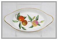 """EVESHAM GOLD BY ROYAL WORCESTER (1961-2015) AUGRATIN 9 3/16"""""""