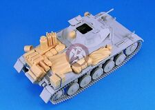 Legend 1/35 Panzer II Tank Stowage and Accessories WWII (Tamiya / Dragon) LF1173