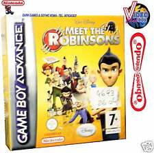 MEET THE ROBINSONS NUOVO x GAMEBOY ADVANCE GBA SP MICRO