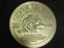 20 oz TROYAN Silver .999 Coin Bullion Johannesburg Gold and Hard Assets Exchange
