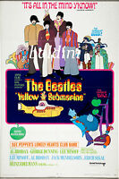 THE BEATLES - HIGH QUALITY EARLY VINTAGE 1968 CONCERT POSTER -LOOKS GREAT FRAMED