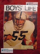 BOYS LIFE SCOUTS October 1973 JACK BAIORUNOS PENN STATE Jack Ritchie SMITHSONIAN