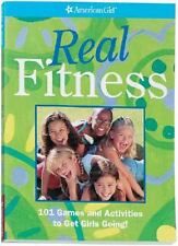 NEW Paperback BOOK * AMERICAN GIRL * REAL FITNESS * 101 Games & Activities