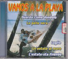 VAMOS A LA PLAYA - CD (NUOVO SIGILLATO) COMPILATION