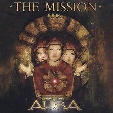 Mission UK Aura US CD Album NEW SEALED