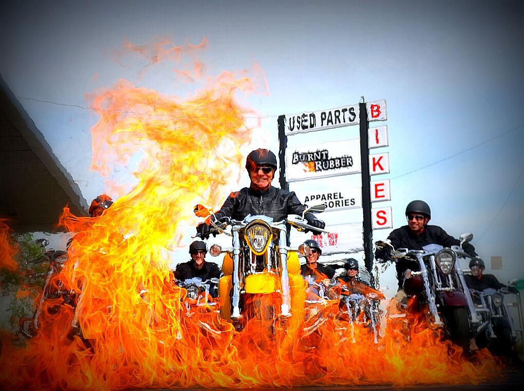 Burnt Rubber Motorsports