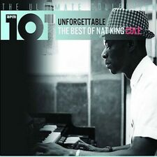 NAT KING COLE - 101 - UNFORGETTABLE  THE BEST OF NAT KING COLE - 4CD.. - c11501c