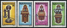 BOPHUTHATSWANA 1983 SG#108-111 History of the Telephone neuf sans charnière Set #D49906