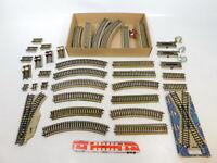 CD907-3# 56x Märklin H0/AC M-Gleis/Prellbock/Ausgleichsstück/Funktionsgleis