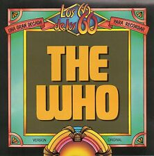 """THE WHO """"SELL OUT"""" SPANISH CD FROM """"LOS 60 DE LOS 60"""" COLLECTION / TOWNSHEND"""