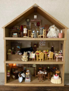 Sylvanian Families Calico Critters Large forest house Completely original set