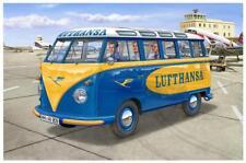 Revell 07436 - 1/24 Vw T1 Samba Bus Lufthansa - Neu