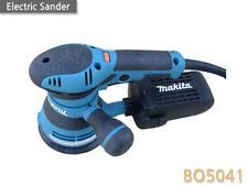 Makita BO5041 5in 8Hole 125mm Random Orbit Sander Cord 3-Amp 4k-12k OPM D-Handle